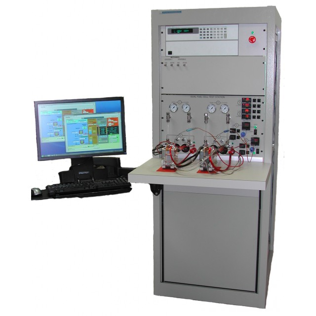 Duel Fuel Cell Test Stations